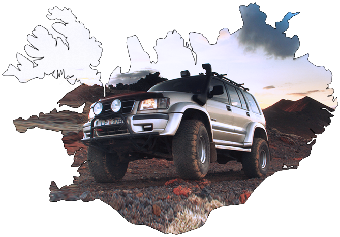 TRY ICELAND Tours by Super Jeep